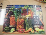 Summer in a Jar puzzle