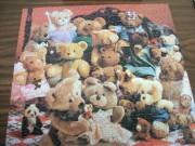 Teddy Bears puzzle